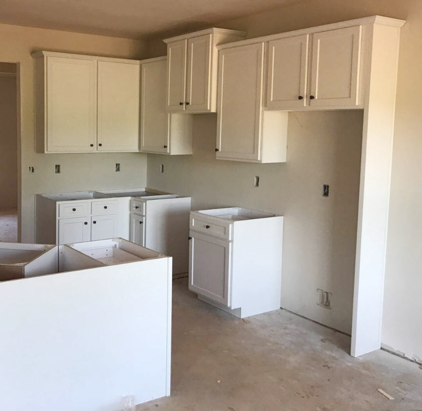 Kitchen Cabinet Installation in Atlanta, GA