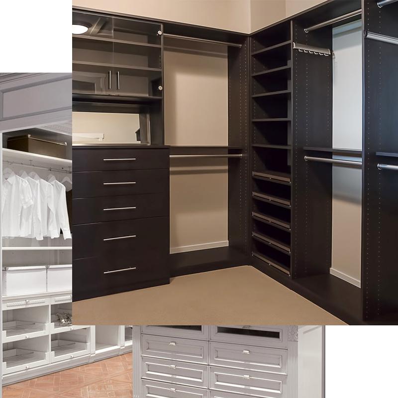 Closet Cabinet Installation in Atlanta, GA