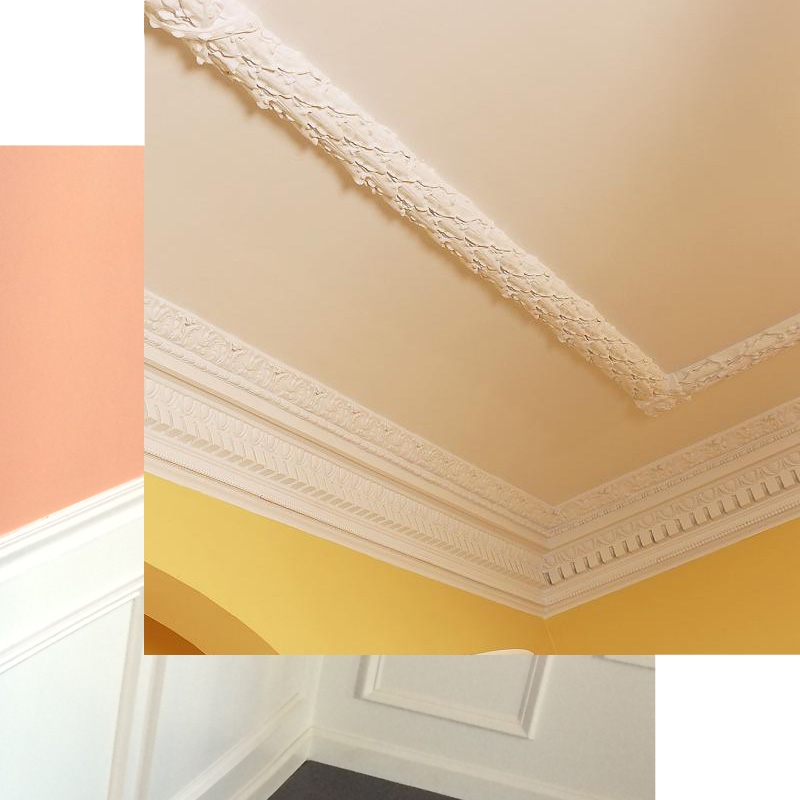 Crown Molding Removal in Atlanta, GA