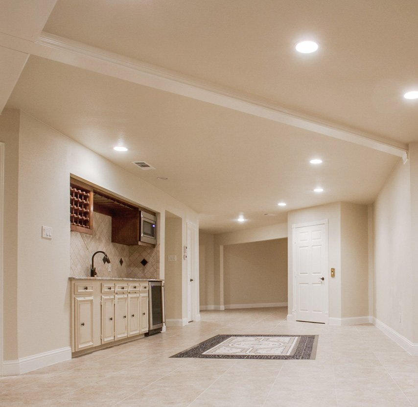 Basement Remodeling in Atlanta metro area